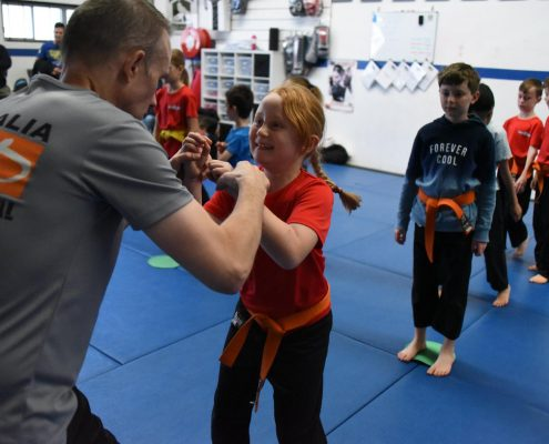 Krav Junior (For Kids & Teens)